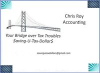 •• Corporate Tax Returns/Accounting • 15+yrs of Experience ••