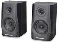 Manhattan 2900BT Hi-Fi Speaker System Bluetooth - 2 Speakers - 1