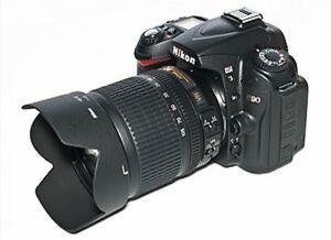 Nikon. D90