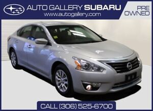 2015 Nissan Altima FULLY LOADED | GREAT FUEL ECONOMY | VERY LOW