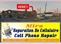 Mira Cell Phone Repair + Unlock Service