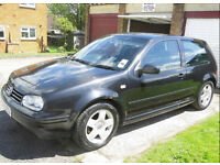 VW MK4 GOLF GT TDI 115bhp 6 speed