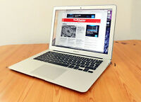 MACBOOK AIR 13' INCH MID 2013 MODEL FOR  SALE