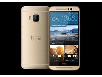 HTC M9 UNLOCKED BRAND NEW CONDITION COMES WITH WARRANTY & RECEIPT