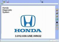 HONDA & ACURA DEALER DIAGNOSTICS TOOL + KEY PROGRAMMING
