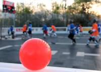 Winter Ball Hockey