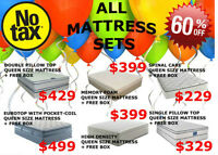 MATTRESS SALE LOWEST PRICES GUARANTEED