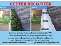 Gutter Declutter Gutter Cleaning&Repairs Bristol