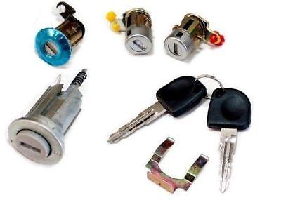 Usado, Daewoo Matiz (1998- cada modelo)  KIT 4x BARILLET DE PORTES POUR + LAS TECLAS . segunda mano  Embacar hacia Argentina