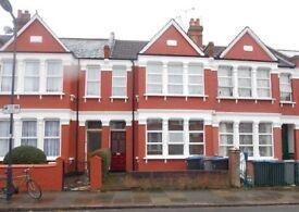 Lovely two bedroom garden flat to rent in quiet road in Cricklewood