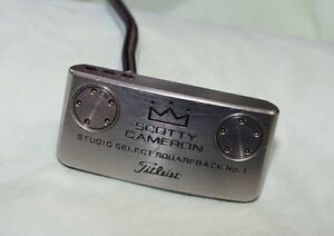 Wanted: WTB Scotty Cameron Squareback Putter