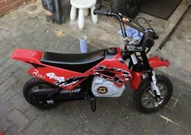 24volt Electric motorbike