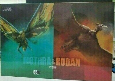 Mothra & Rodan 2019 Godzilla King of Monsters Movie Rodan Vs. Mothra Figure Set