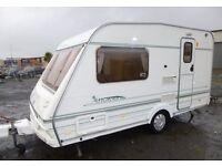 touring caravan wanted