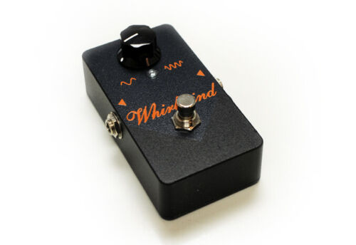 Whirlwind Orange Box Phase Shifter Electric Guitar Effect Pedal USA the original