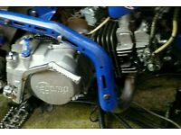 Pit bike engine yx 140 pitbike