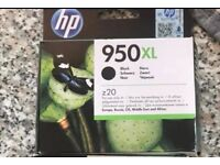 HP 950XL Black Ink
