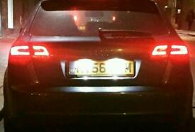 Audi a3 rear led lights facelift