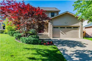 Quiet and cozy 3 bedrooms detached house in Dundas