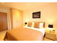 BRAND NEW 3 BED 2 BATH OFFERED FURNISHED E14 CANARY WHARF ISLE OF DOGS E14