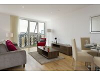 Amazing 7th floor 2 bed 2 bath flat in New Capital Quay, SE10, porter,Waitrose, 5 mins to Cutty Sark