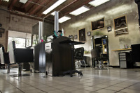 Attention , STYLISTS & BARBERS ! Chair rental available !