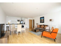 HIGH FLOOR 2 BED 2 BATH BRAND NEW IN GREENWICH RIVERSIDE APARTMENT. NEW CAPITAL QUAY SE10