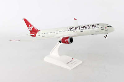 Skymarks Model Virgin Atlantic Boeing 787 9 1 200 Scale With Stand   Gears