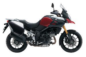 Brand New Suzuki V-Strom Line Up