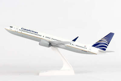 Copa Airlines Panama Boeing 737 900 Max Large Solid Model 737 Big With Winglets