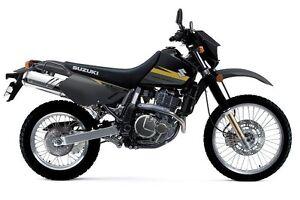 2016 Suzuki DR650SEL6