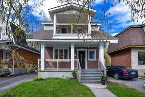Luxury Westboro 3 bd 2.5 ba Detached House with Fenced Yard
