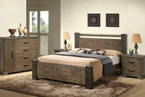 Brand New Sienna Queen Bed Frame Wangara Wanneroo Area Preview