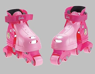FISHER-PRICE BARBIE GROW WITH ME 1, 2 ,3 INLINE SKATES, NEW on Rummage