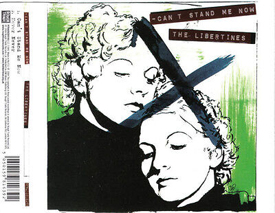 The Libertines – Can't Stand Me Now  cd