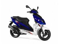 *SCOOTER* 66 Plate Rieju RS Sport LC. Warranty. Free Delivery. Main Dealer. 22-11