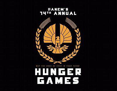 Hunger Games 74th Annual T-shirt ()