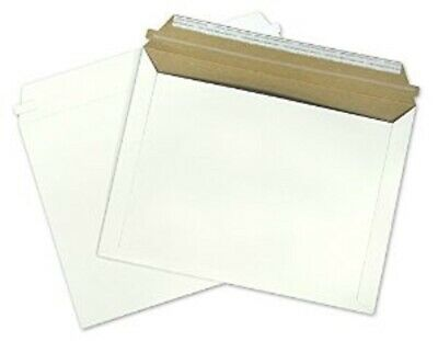 12.5 X 9.5 Shipping Envelopes Document Mailers Self Seal Rigid Cardboard 10-1000