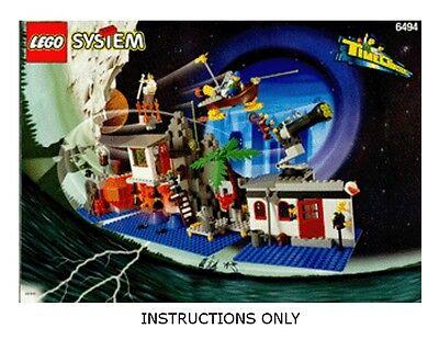 Buy Lego 6494 1 Magic Mountain Time Lab