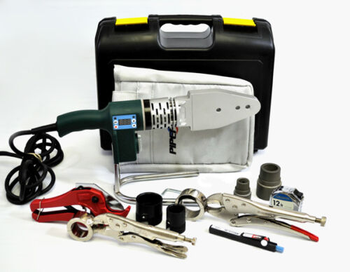 NEW Pipefuser Socket Fusion Residential Tool Kit - TK310