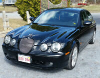 2003 Jaguar S-TYPE R Supercharged V8