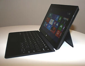Microsoft Surface Pro 1 incl/ TypeCover, 256GB i5 (1.7-2.6GHz) W