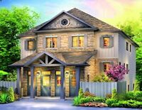BRAND NEW Townhouse-style Condo