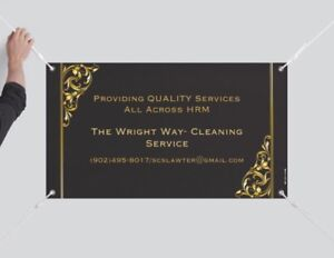 The Wright Way Cleaning