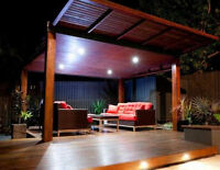 BEAUTIFUL QUALITY DECKS, GAZEBOS and FENCE BUILDING + REPAIRS -