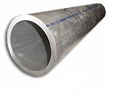 1 Piece - Aluminum Pipe 2 Inch Sch 40 X 12 - 6061-t6