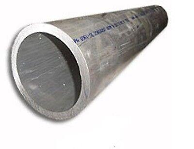 1 Piece - Aluminum Pipe 4 Inch Sch 40 X 12 - 6061-t6