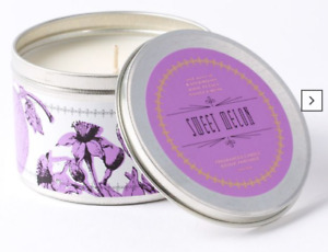 Sweet Melon Tin Candle - Never Used!