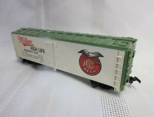 Tyco Miller Beer Train Car $15