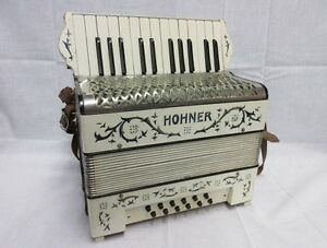 Vintage Hohner Accordian Made in Germany Hard to find $400obo